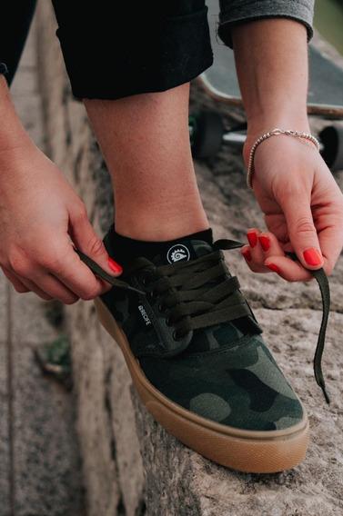 Zapatillas Camufladas Recife De Lona.producto 100% Original!