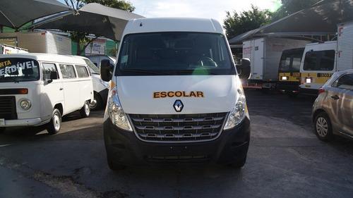 Imagem 1 de 14 de Renault Master L2h2 Com Pack Conforto Zero Km Ano 2022