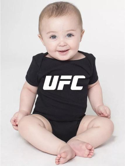 Body Bebe Ufc Recem Nascido Menino Menina Ufc Combate