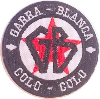 Parche Garra Blanca Gb Colo-colo Bordado