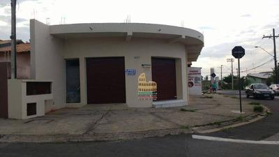 Salão Comercial Para Locação, Jardim Santa Bárbara, Sorocaba - Sl0012. - Sl0012