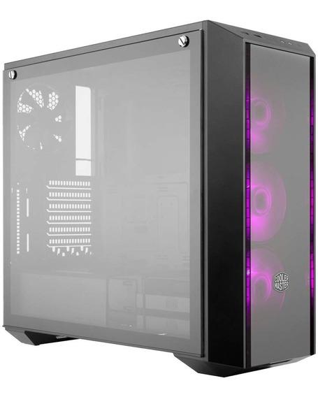 Case Gamer Cooler Master Masterbox Pro 5 Rgb Incluye 4 Fan