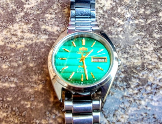 Relógio Orient 21 Jewels - 100% Original - Made In Japan