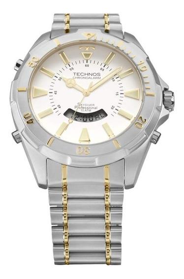 Relógio Masculino Technos Bicolor T205fq/5b