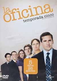 La Oficina The Office Quinta Temporada 5 Cinco Dvd Original