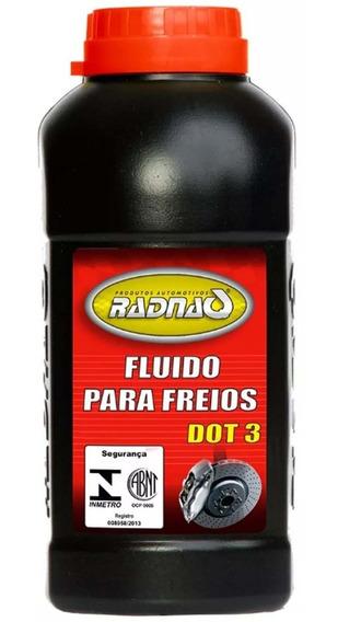 Fluido Freio Dot 3 500 Ml Radnaq