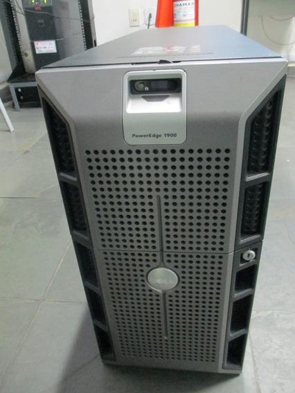 Servidor Dell Power Edge 1900, Zeon 2x4mb/ 2.33ghz, 1333 Fsb