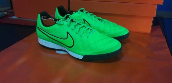 Botines Nike Tiempo Legacy Tf