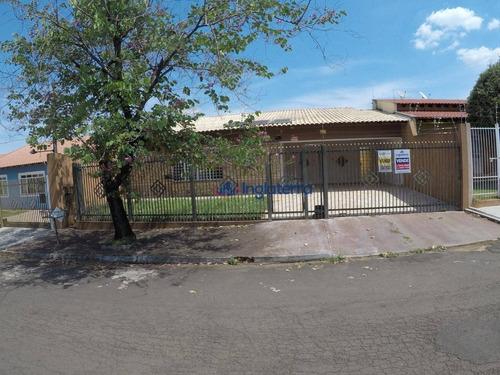 Casa À Venda, 182 M² Por R$ 439.000,00 - Jardim Império Do Sol - Londrina/pr - Ca1094