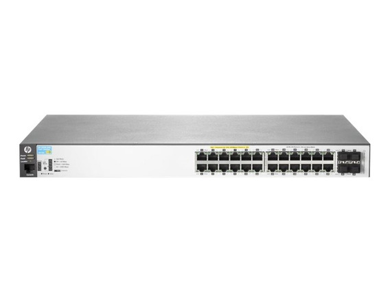 Switch Hp Aruba 2530-24g-poe+ J9773a
