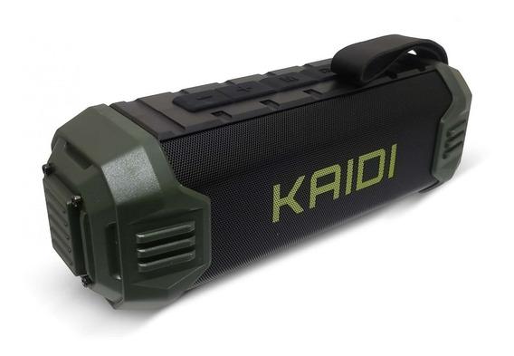 Caixa De Som Bluetooth Kaidi Kd805 Kd-805 Melhor Q Jbl