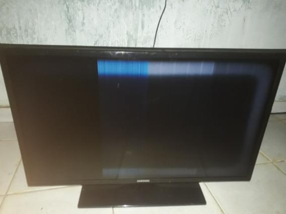 Tv Samsung Un32fh4205g Com Defeito Na Tela