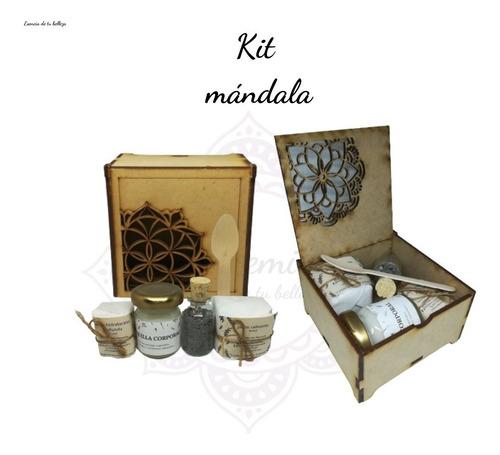 Kit Regalo Mandala Productos Natu - Unidad a $11750