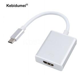 Cabo Adaptador Usb-c/thunderbolt 3 Hdmi 4k Macbook 12/13/15