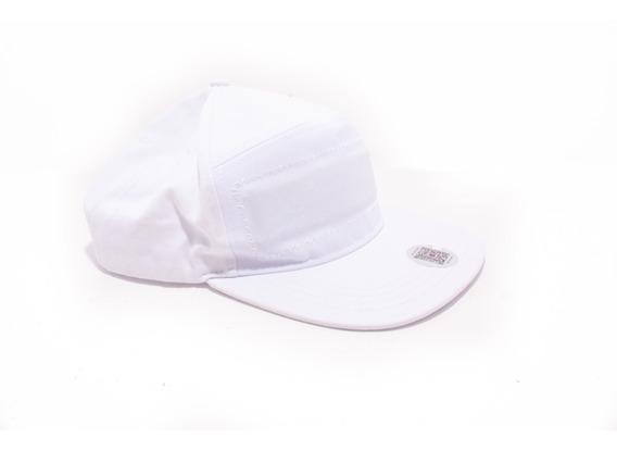 Gorra Led Programable Leds Blancos Disfraz