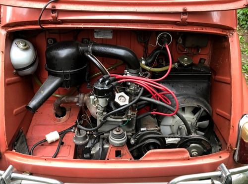 Fiat 600 600 E