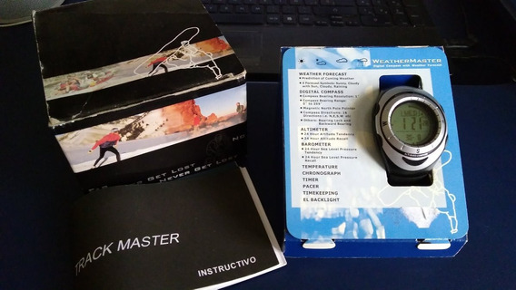 Reloj Steiner Weather Master