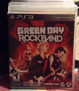 Rock Band Green Day - Ps3