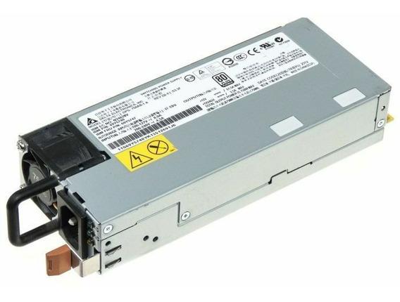 Fonte Servidor Ibm Series X3650 M4 - 750w Platinum