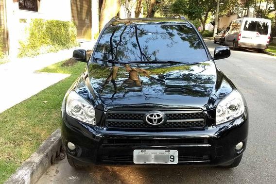Toyota, Rav 4, 4x4, 2006 Gasolina, Blindado, Novo Em Folha.