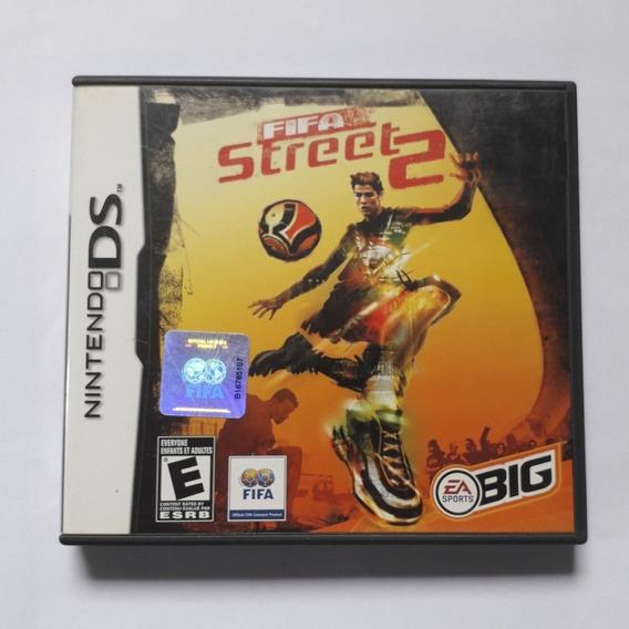 Fifa Street 2 Original Americano Nintendo Ds 2ds 3ds