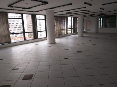 Imóvel Comercial Em Centro, Santos/sp De 300m² Para Locação R$ 15.000,00/mes - Ac188603