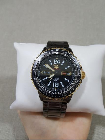 Relógio Seiko 5 Sports Automático 4r36at