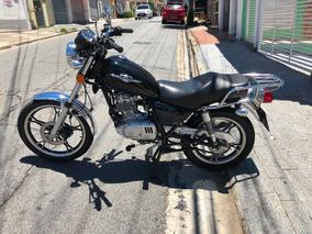 Suzuki Intruder 125 - Em Perfeito Estado
