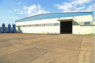 Galpão Industrial Sumare, Jardim Cidade Nova (nova Veneza), Sumaré. - Ga0077