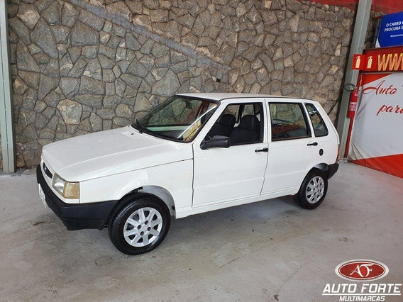 Fiat Uno 1.0 Mpi Mille 8v Álcool 2p Manual
