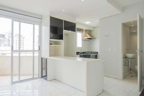 Apartamento Para Aluguel - Itaim Bibi, 1 Quarto, 76 - 893018353