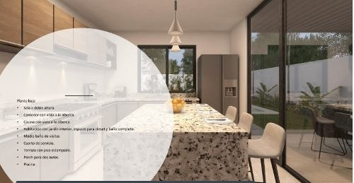 Super Venta De Casas En Privada Residencial Ya´ax Beh