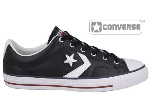 converse star player negras