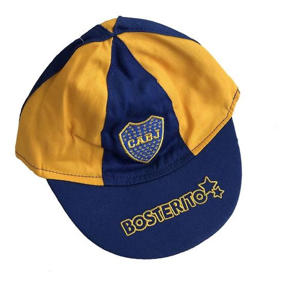 Gorra De Bebé Boca Juniors Producto Con Licencia Oficial