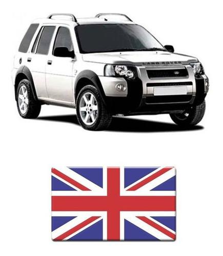 Bandeira Resinada Original Land Rover Reino Unido Inglaterra