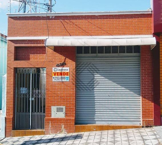 Casa Com 2 Dormitórios, 105 M² - Venda Por R$ 330.000,00 Ou Aluguel Por R$ 1.400,00/mês - Centro - Sorocaba/sp - Ca7167