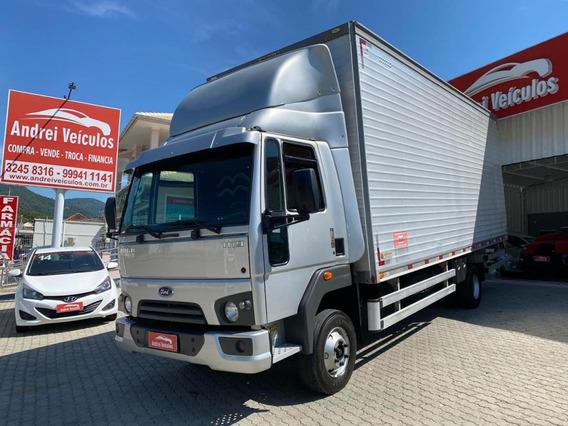 Ford Cargo 1119 Diesel Com Ba 2015