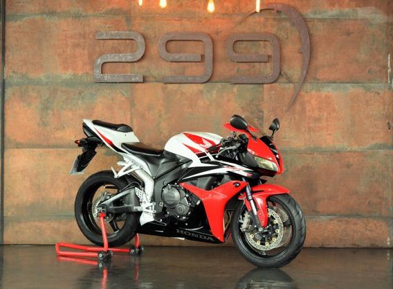 Honda Cbr 600 Rr - 2008/2008!!!