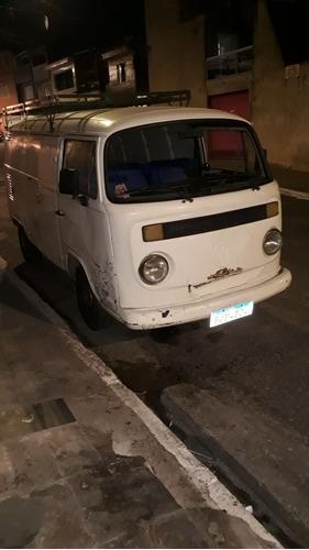 Volkswagen Kombi Furgap