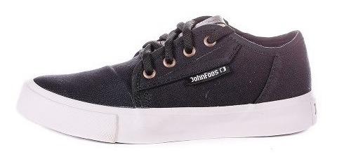 Zapatilla John Foos Fin All Cvs Full Black