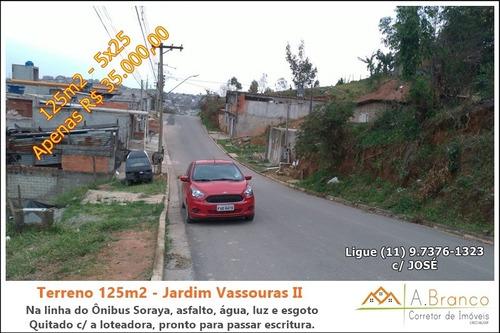 Imagem 1 de 4 de Terreno - Te00007 - 34466053