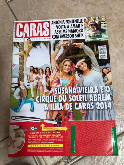 Revista Caras Gianecchini Susana Vieira Ísis Valverde Gisele