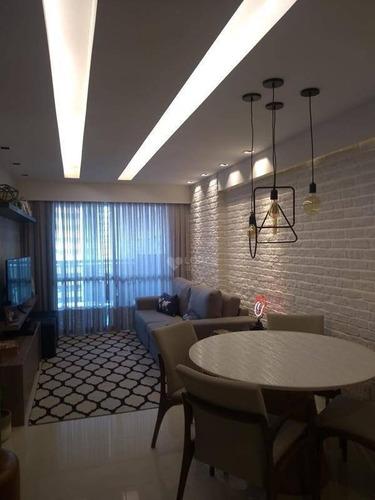 Apartamento À Venda, 93 M² Por R$ 860.000,00 - Jardim Icaraí - Niterói/rj - Ap44560