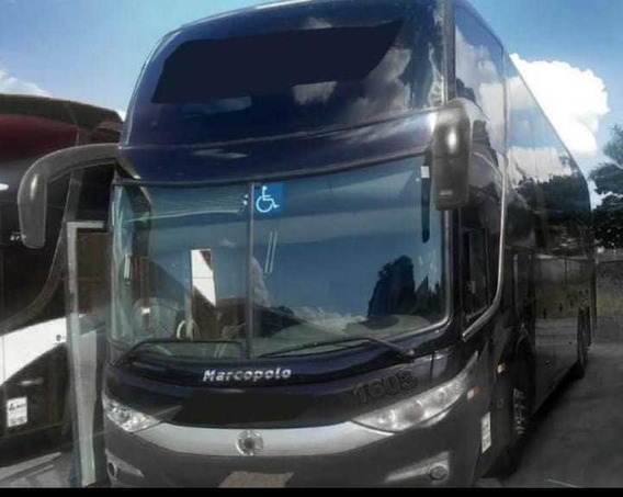 Marcopolo1200 13/14 Mercedes O500rs, 48 Lugares, R$ 300 Mil