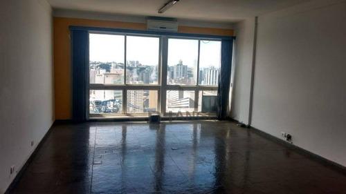 Sala Com 46 M²  - Centro - Campinas/sp, - Sa0385