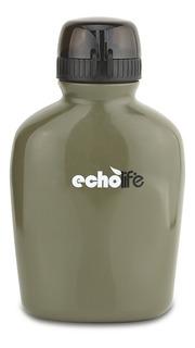 Cantil Militar Com Purificador De Água Verde 900ml Echolife
