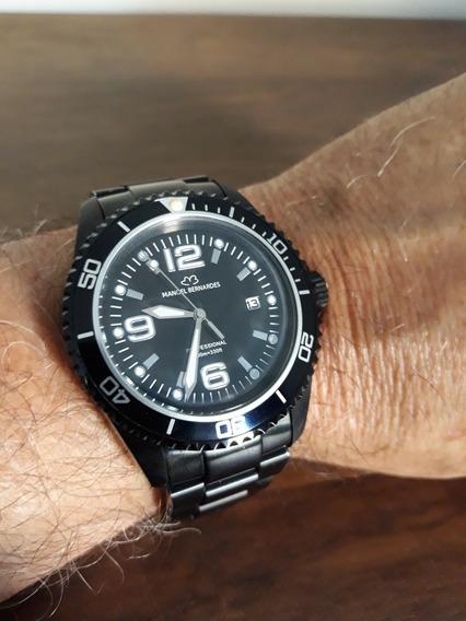 Relógio Manoel Bernardes - Como Citizen,orient,seiko,omega