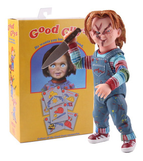 Figura Chucky Good Guys Neca Child S Play - Nueva