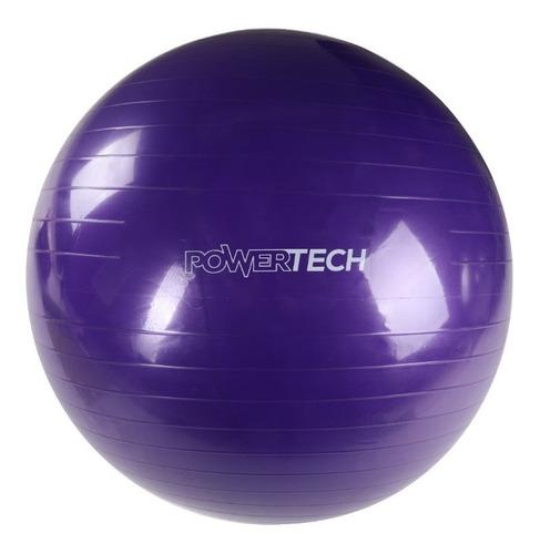 Pelota Gym Ball Fit Esferodinamica 75cm Powertech La Plata