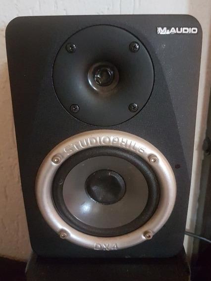 Par Monitor M-audio Dx 4 Studio - Barato 12x S/j - Fret Grat